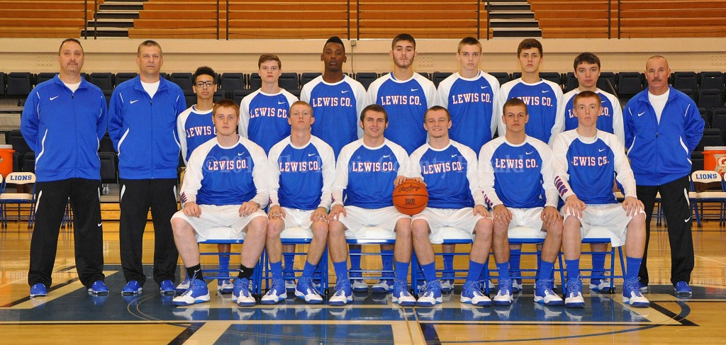 2015-16 Lewis County Lions