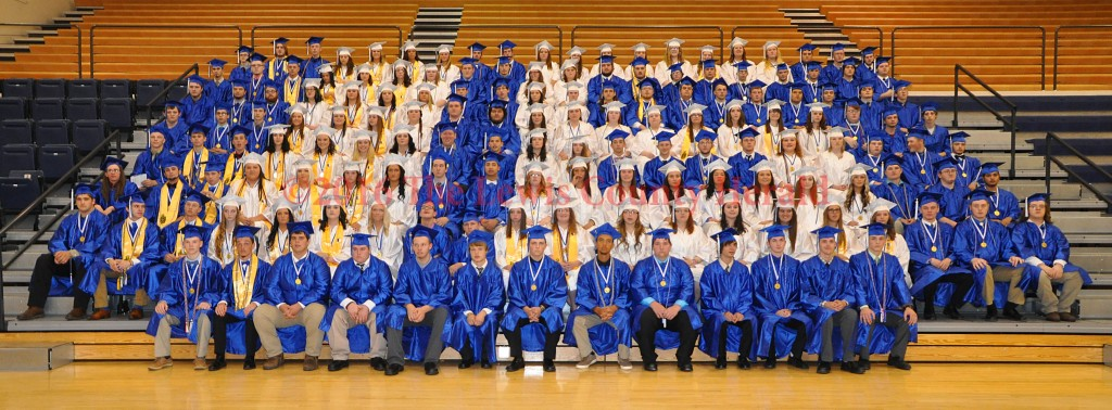 Lewis County High School Class of 2016