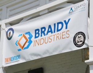 Braidy Industries will build an aluminum mill at South Shore. - Dennis Brown Photo