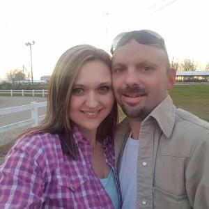 Belinda and Charles Riley