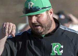 Keith Prater was head coach for Rowan County Baseball. - John Flavell Photo