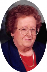 Geneva Mae Lewis