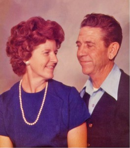 Ruth and Carl Porter