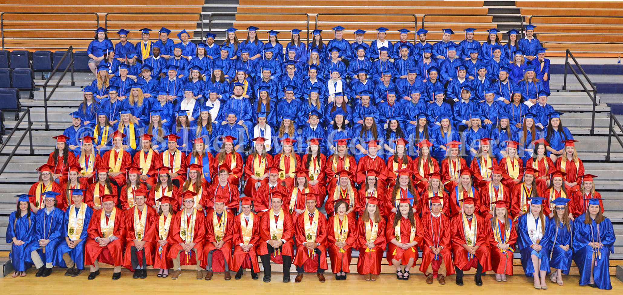 Lewis County High School Class of 2018